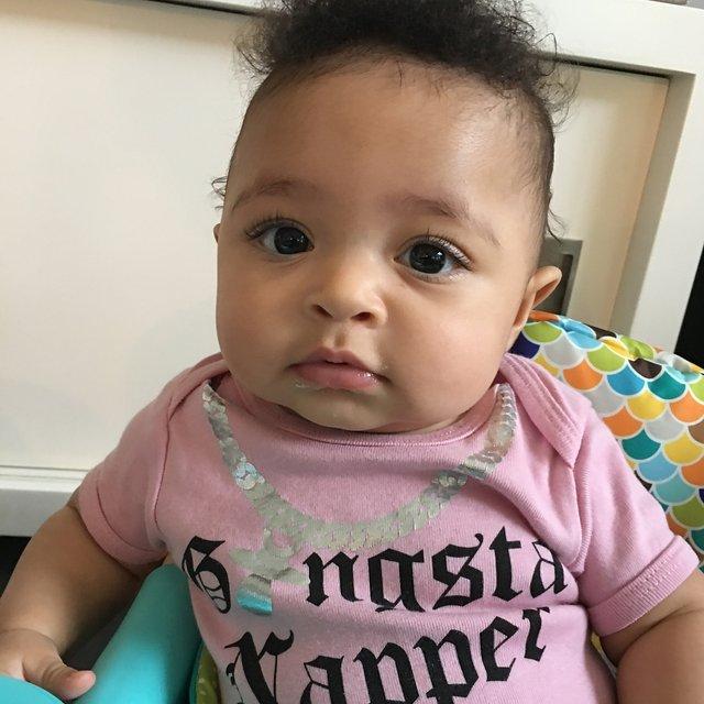 Серена Уильямс умилила соцсети снимками подросшей дочки Олимпии - фото 111536
