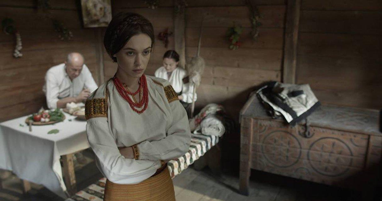 Легенда Карпат: Мария Яремчук и Валерий Харчишин на фото со съемок фильма - фото 112338