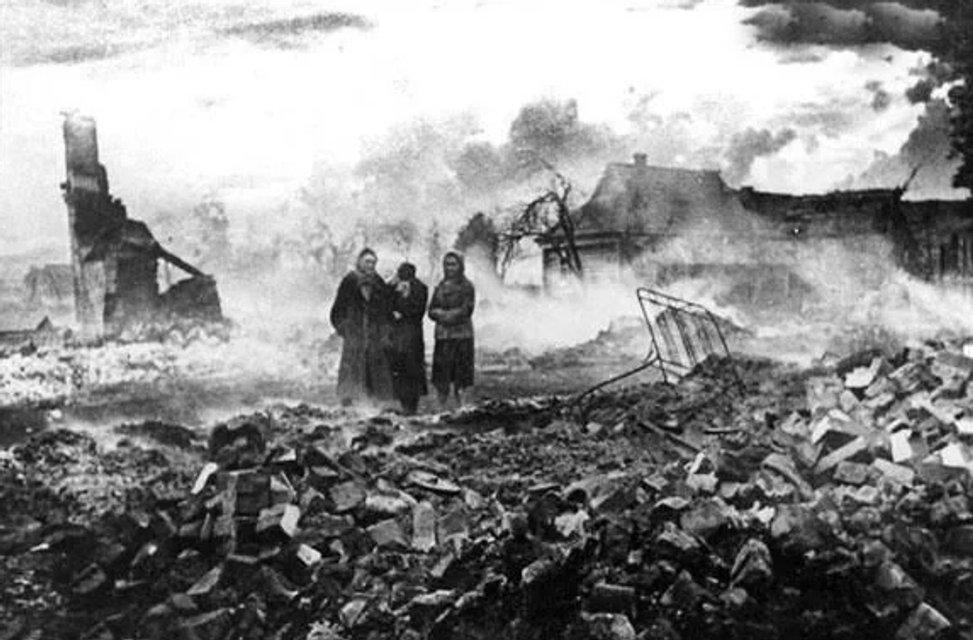 Корюківська трагедія: Чому московська пропаганда замовчує правду - фото 111261