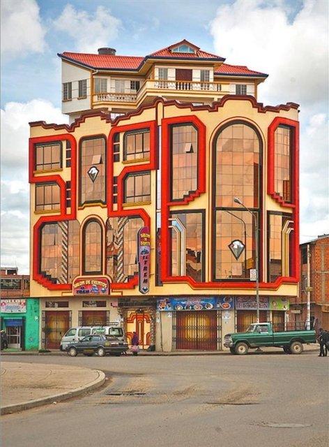 Орел и решка Перезагрузка 2 Выпуск 5: Америка, Боливия, Эль-Альто  - фото 111836