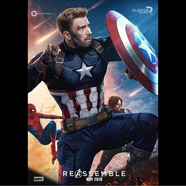 Крис Эванс 'Капитан Америка' - фото 115429