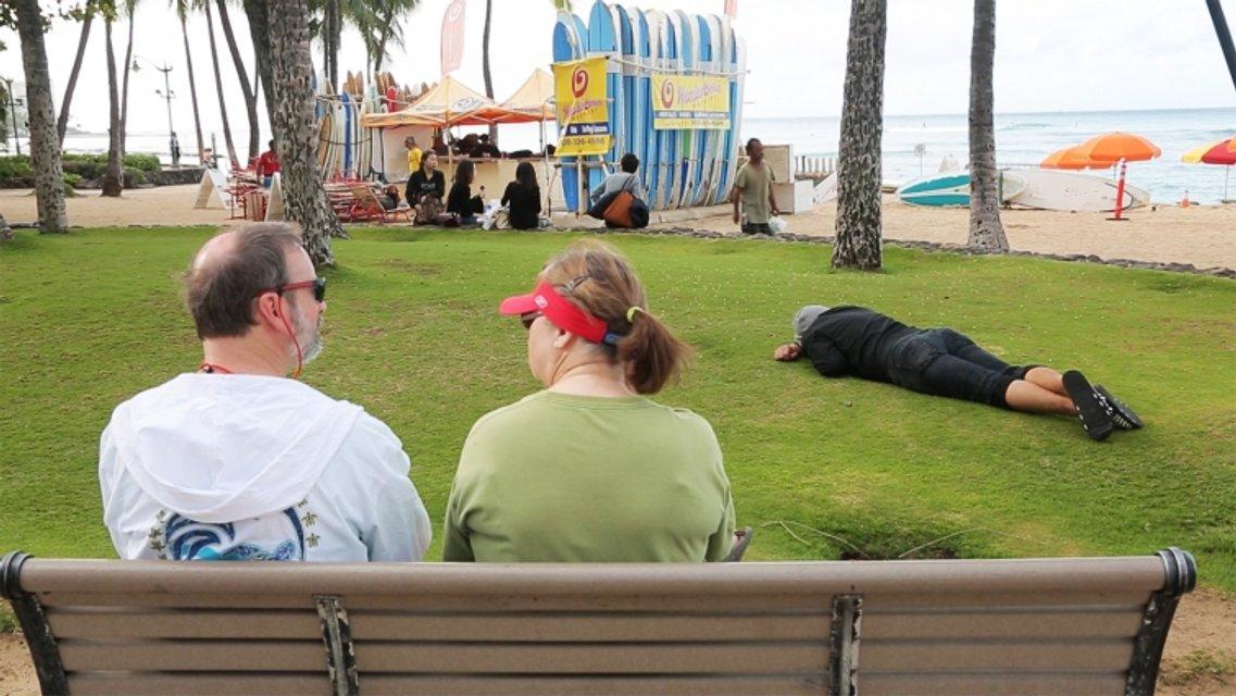 Орел и решка Перезагрузка 2 Выпуск 6: Америка, США, Гонолулу, штат Гавайи - фото 112908