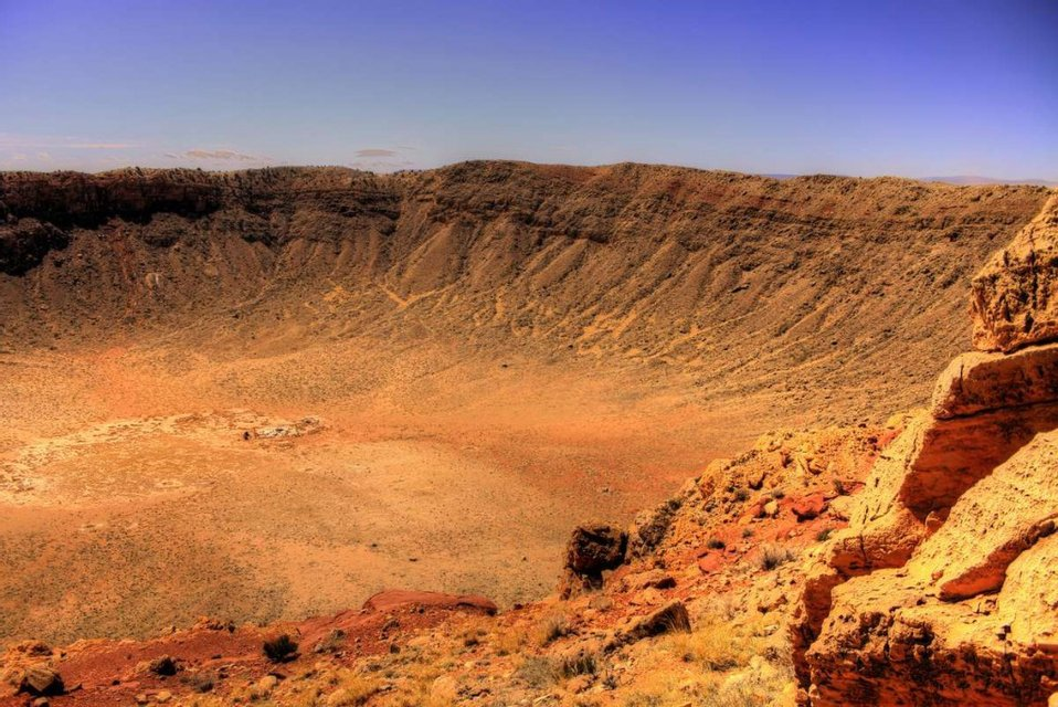 Орел и решка Перезагрузка 2 Выпуск 7: Америка, США, Аризона, аризонский метеорит - фото 114336