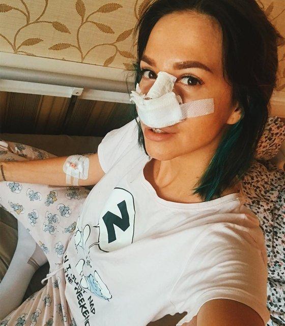 Натали Неведрова перенесла сложную операцию - фото 112345