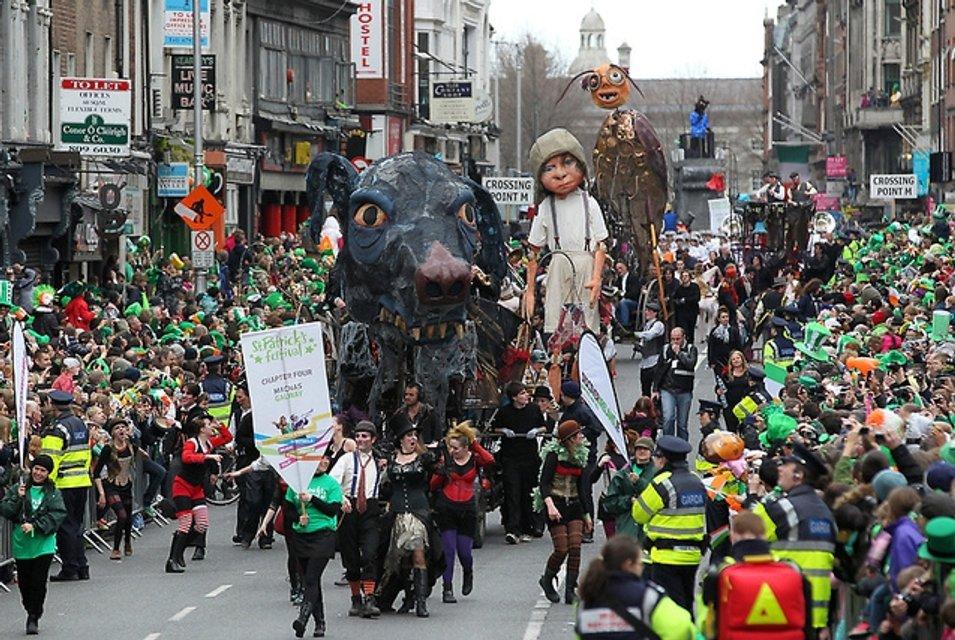 День святого Патрика: история и традиции праздника - фото 113080