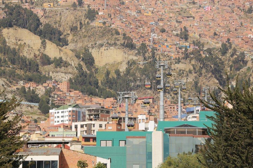 Орел и решка Перезагрузка 2 Выпуск 5: Америка, Боливия, Ла-Пас  - фото 111816