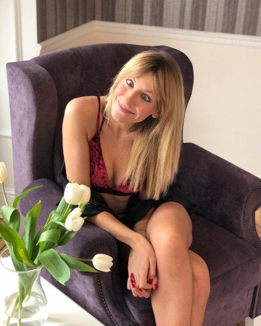 Леся Никитюк показала последствия влюбленности - фото 115940