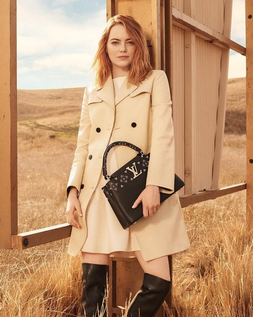 Фотоссесия для Louis Vuitton - фото 114454