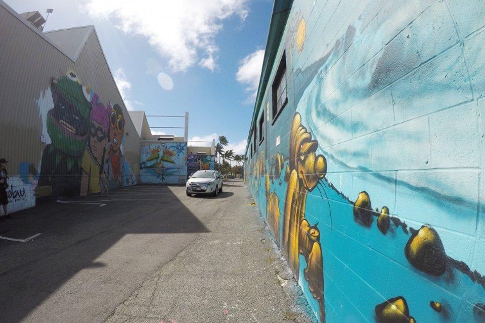 Орел и решка Перезагрузка 2 Выпуск 6: Америка, США, Гонолулу, штат Гавайи - фото 112917