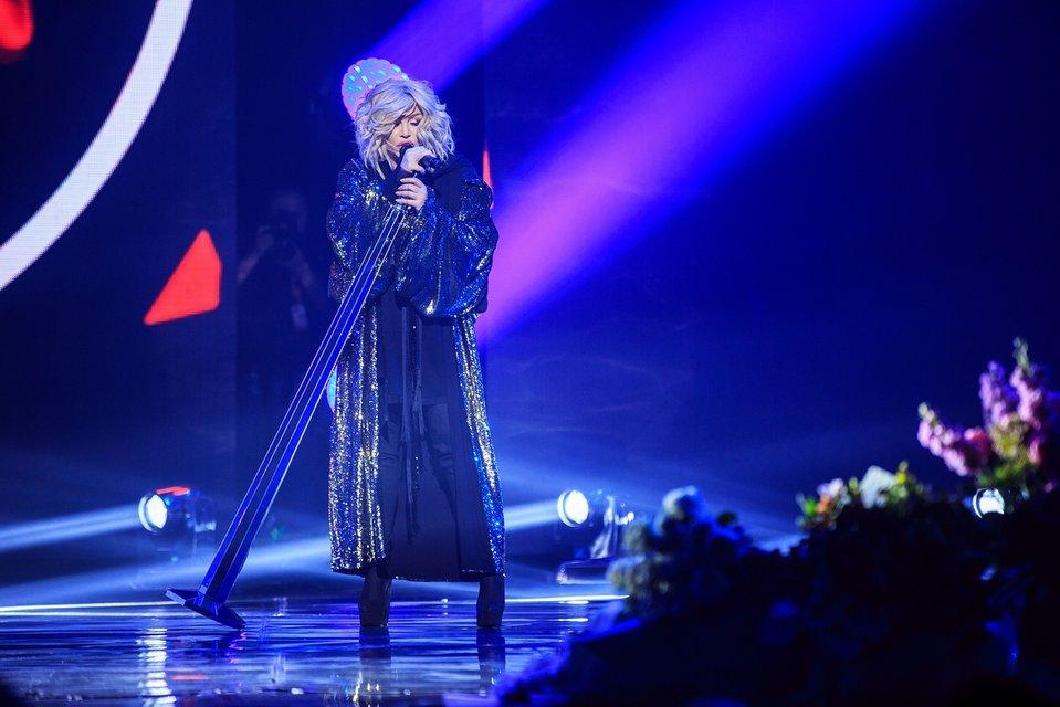 На концерте Ирины Билык ее экс-супруга не пускали на сцену - фото 119376