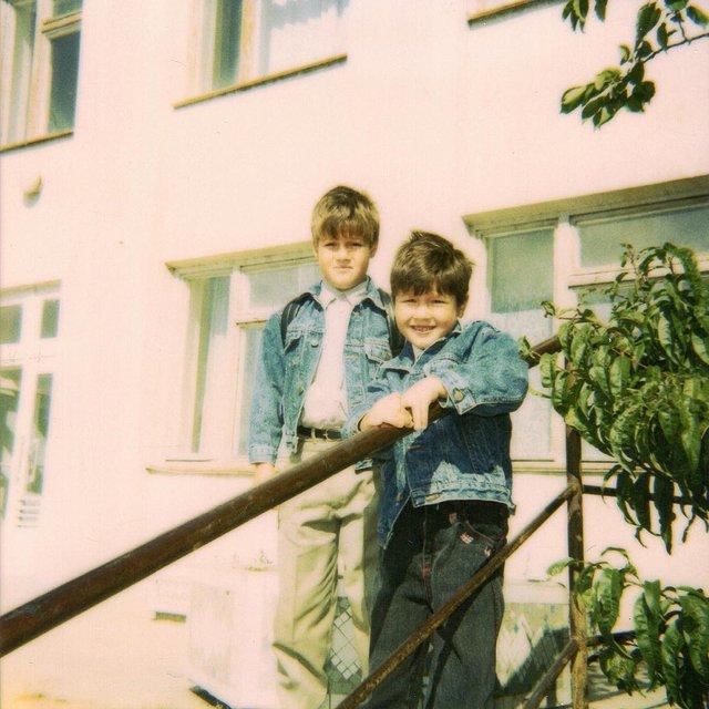 Зианджа показала, каким мальчиком была в детстве - фото 122069