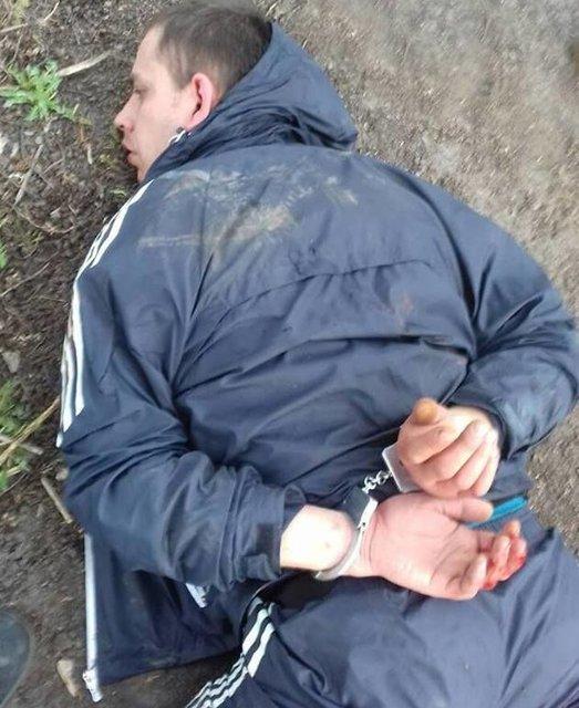 В Житомирской области задержали беглого убийцу - фото 119180