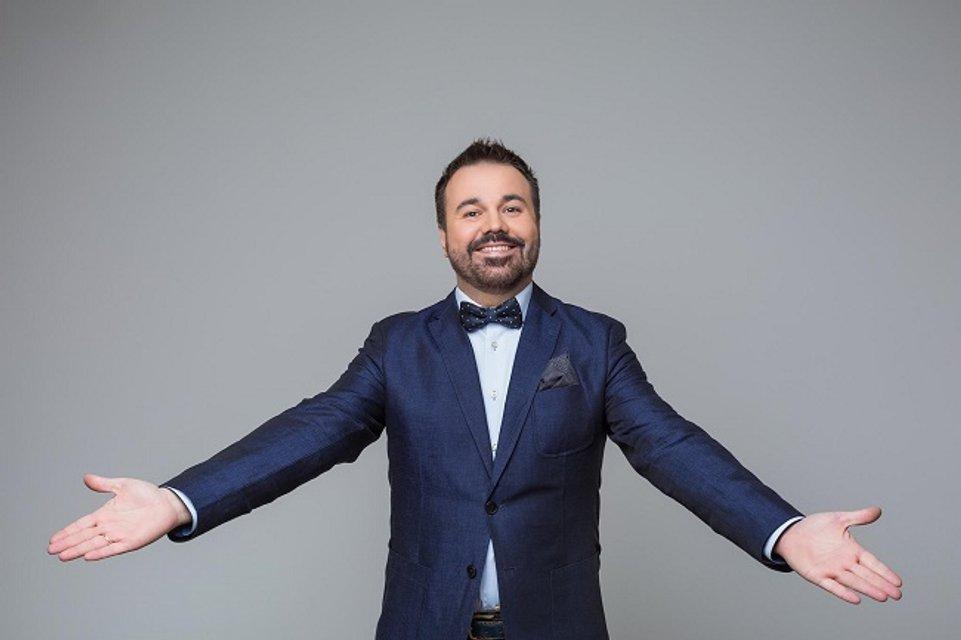 Украинский шоумен стал ведущим на российском ТВ - фото 121260
