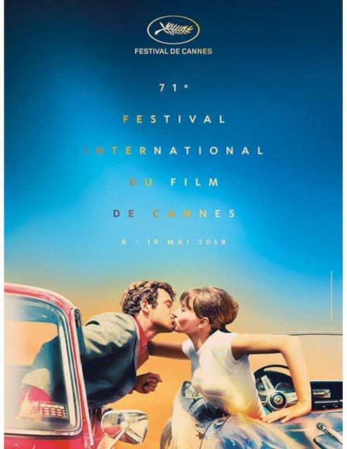 На Каннском фестивале представлен официальный постер - фото 119023