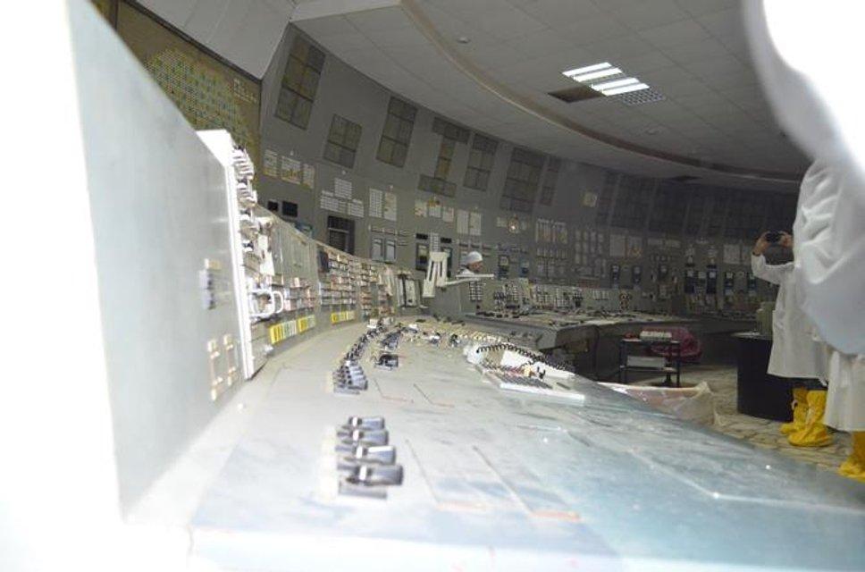 Зона отчуждения - куда не попадают сталкеры: Фоторепортаж из Чернобыля - фото 121200