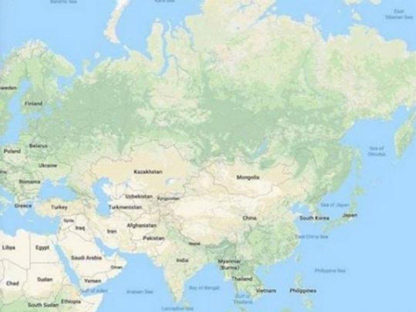 Google уничтожил и восстановил Россию - фото 121337