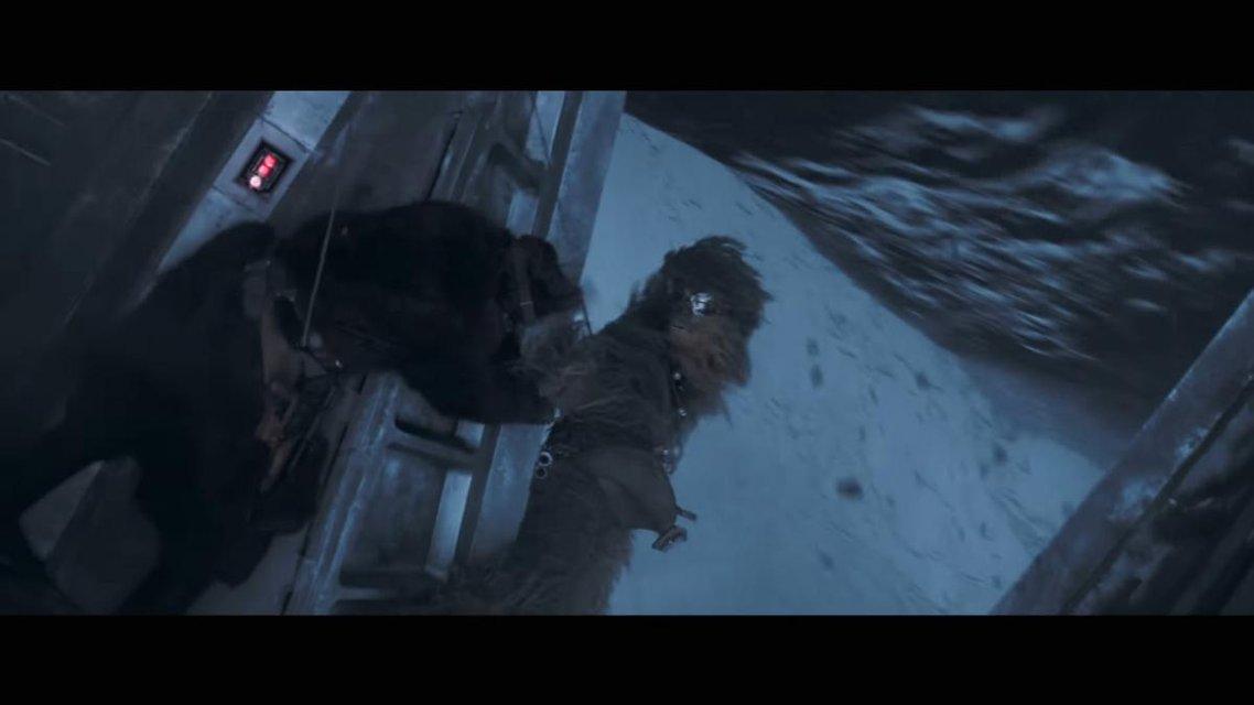 Звездные войны: Чубакка на грани смерти в трейлере нового фильма - фото 118467