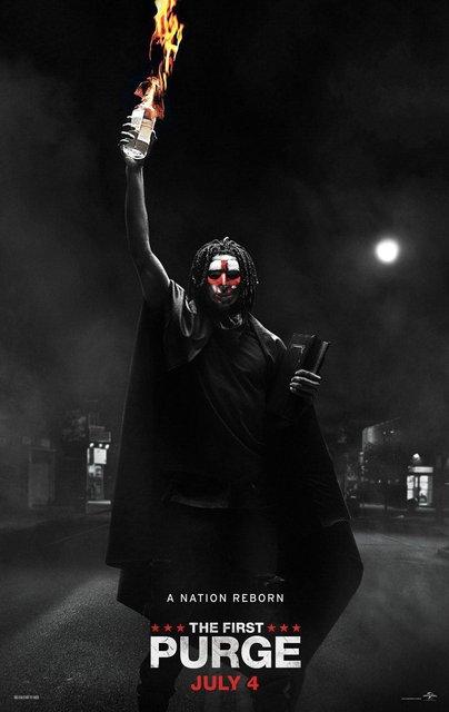 Судная ночь. Начало: в сети появился трейлер и постер четвертого фильма-антиутопии - фото 118203