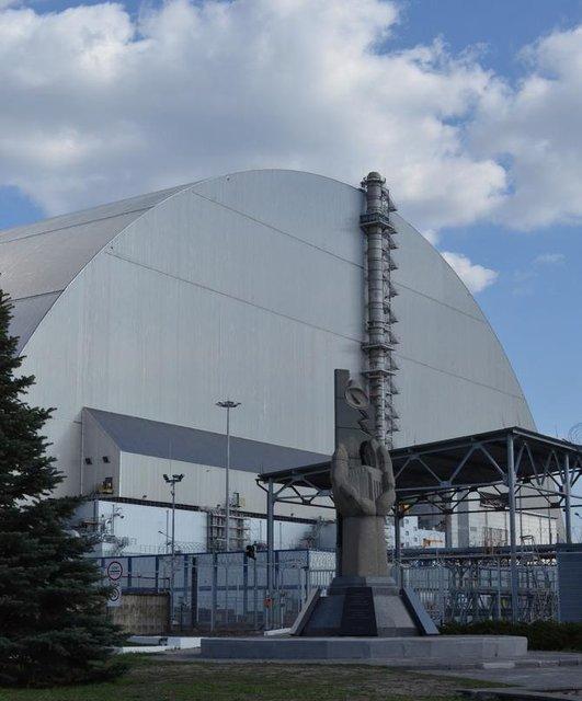 Зона отчуждения - куда не попадают сталкеры: Фоторепортаж из Чернобыля - фото 121216