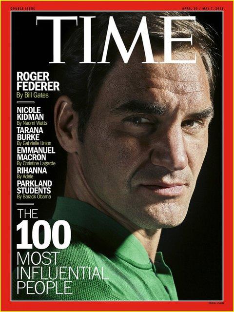 Названы самые влиятельные люди года по версии журнала Time - фото 120799