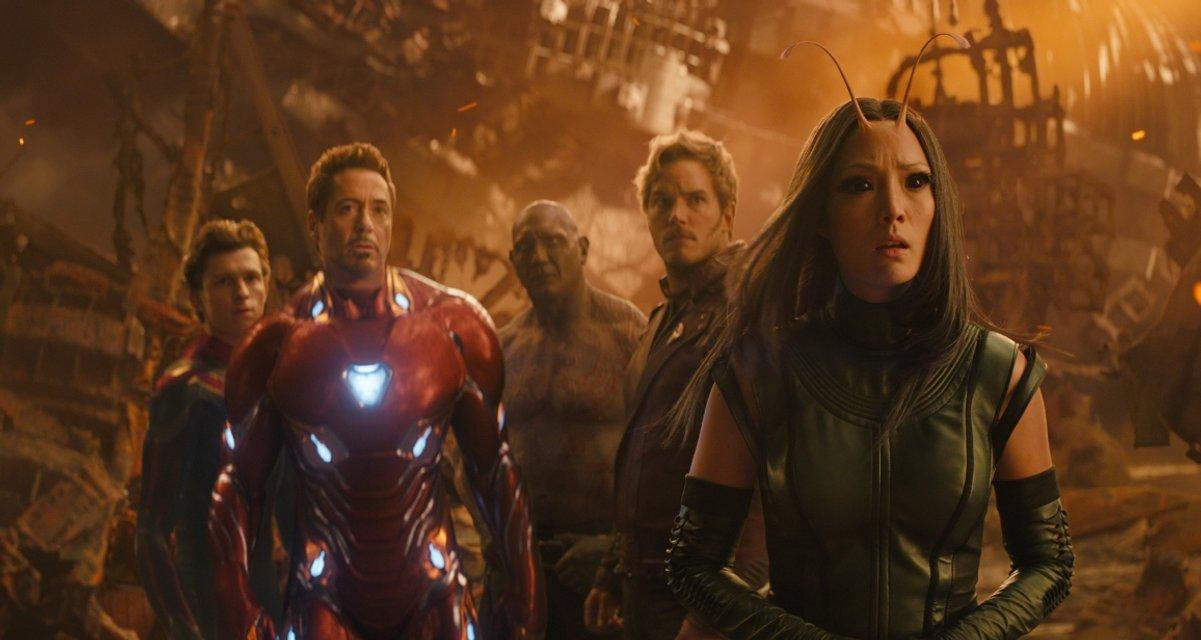 Мстители: Война бесконечности - впечатлить, шокировать и раздавить - фото 122052