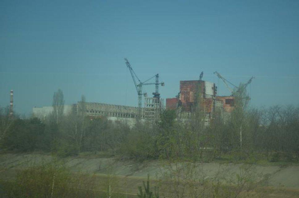 Зона отчуждения - куда не попадают сталкеры: Фоторепортаж из Чернобыля - фото 121180