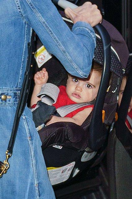 Амаль Клуни засветила лицо дочери - фото 120633