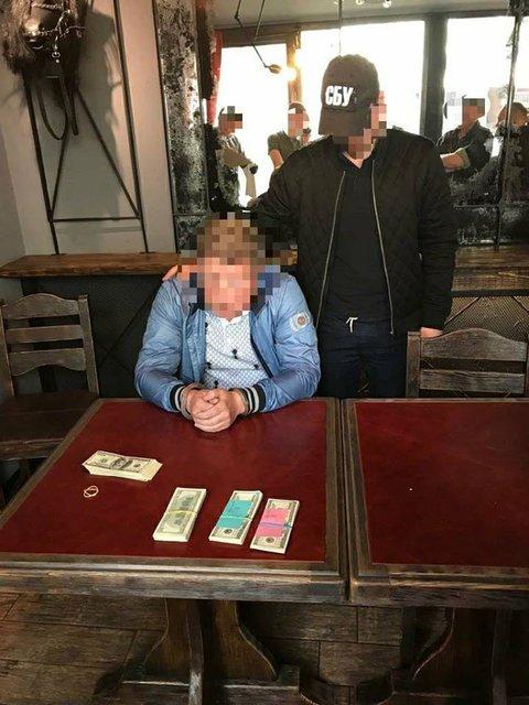 Столичный бизнесмен предлагал чиновнику КГГА $24 тысячи - фото 120171