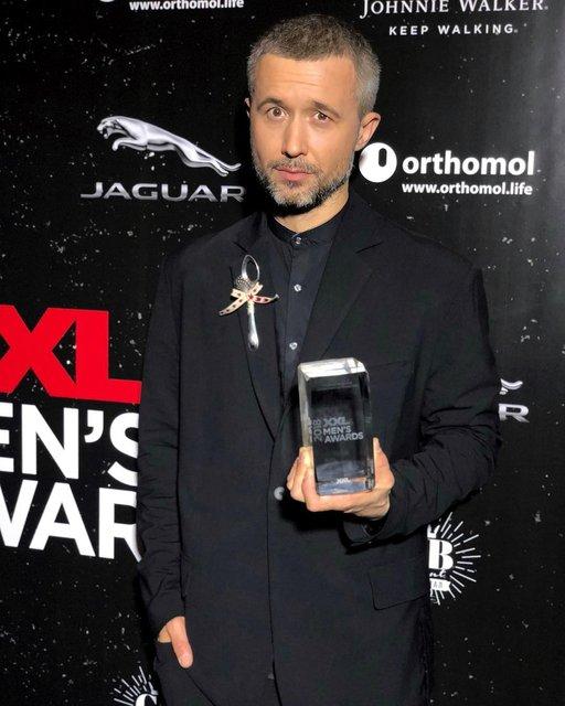 XXL MEN'S AWARDS: Бабкин и Комаров получили престижные награды - фото 121823