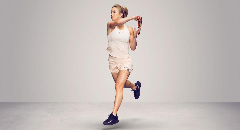 Элина Свитолина впечатлила фигурой для шикарной фотосессии - фото 121554