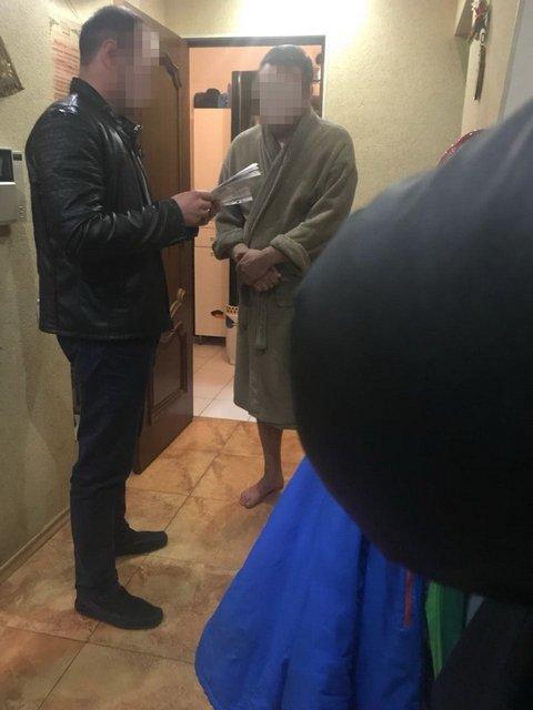Зампрокурора Винницкой области попался на взятке - фото 118815