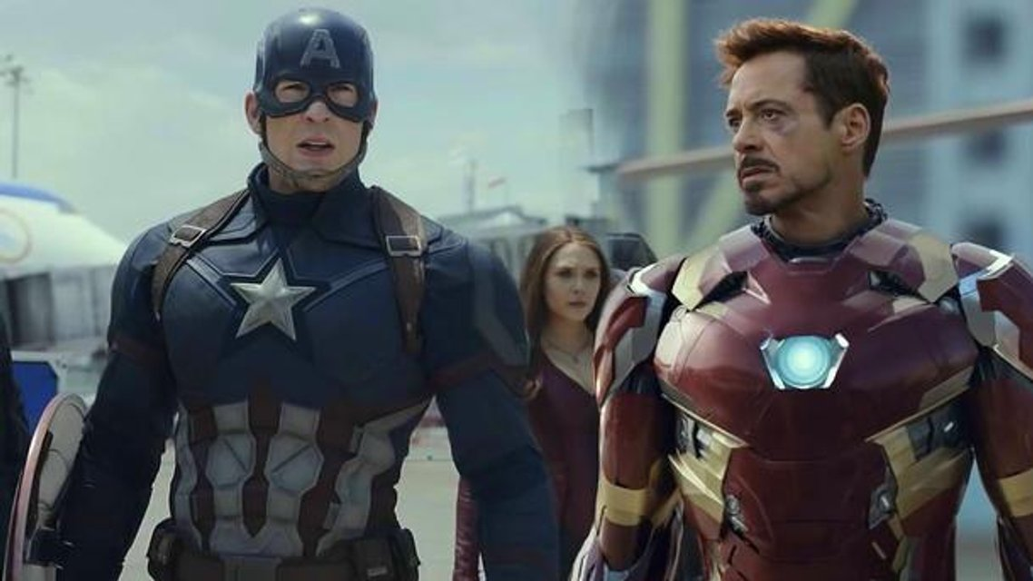 Капитан Америка: От тощего дохляка до почетного смертника - фото 121051