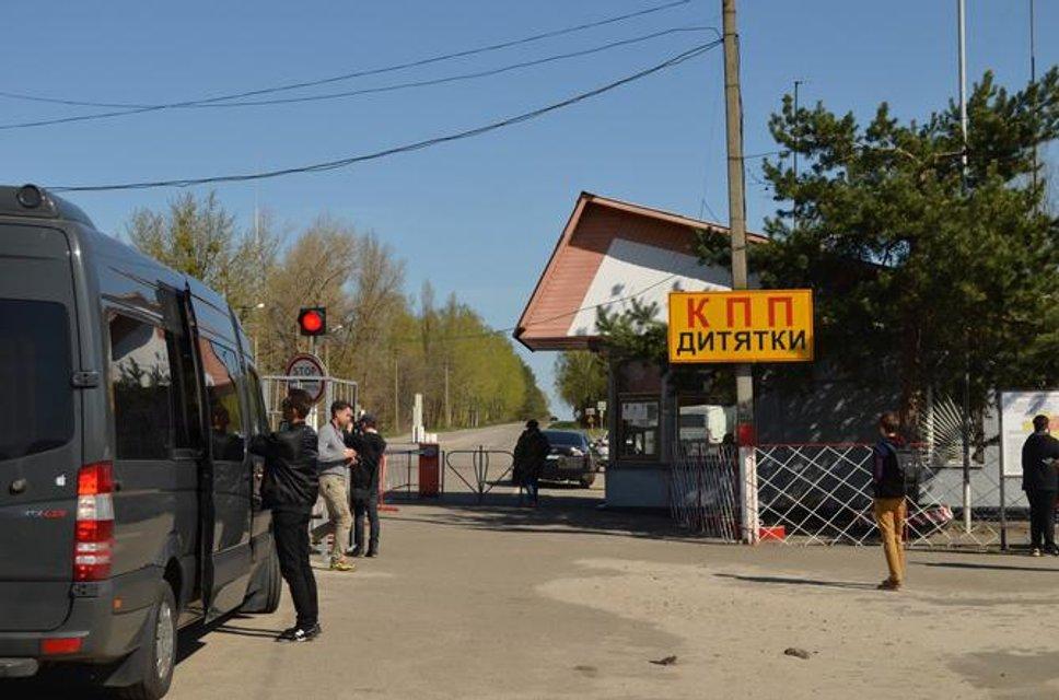 Зона отчуждения - куда не попадают сталкеры: Фоторепортаж из Чернобыля - фото 121152