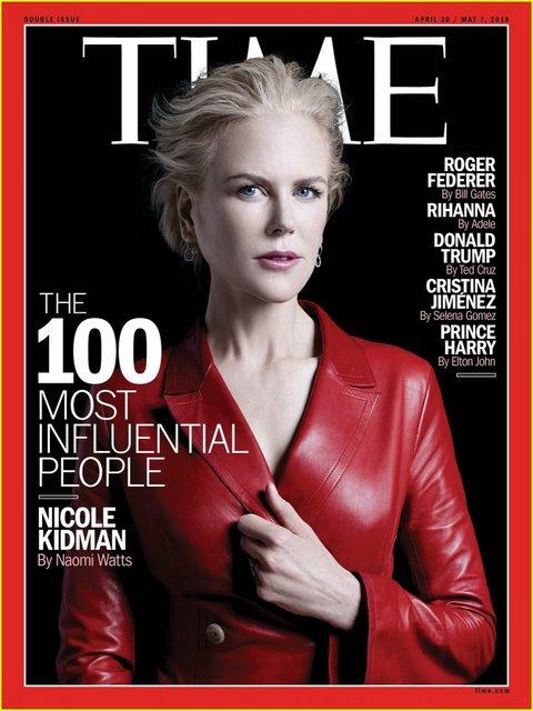 Названы самые влиятельные люди года по версии журнала Time - фото 120798
