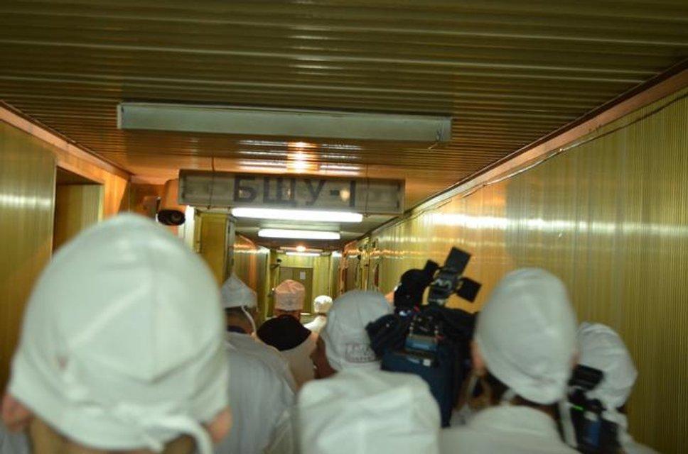 Зона отчуждения - куда не попадают сталкеры: Фоторепортаж из Чернобыля - фото 121184
