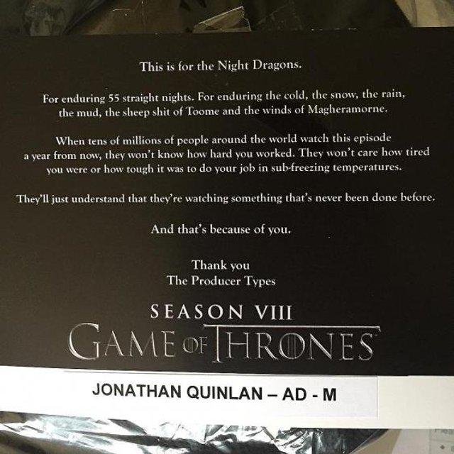 Игра престолов: финальная битва 8 сезона снималась 2,5 месяца - фото 118518