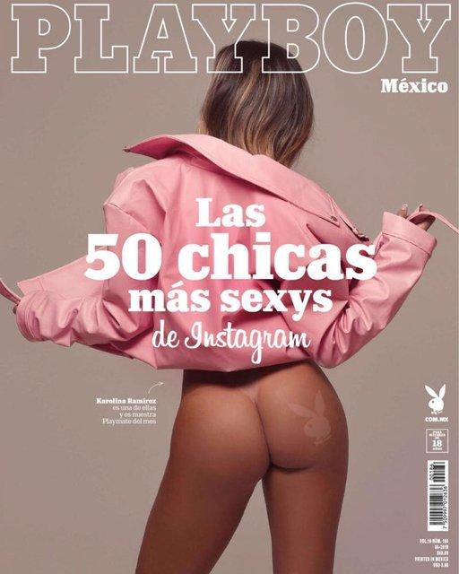Playboy выбрал самую сексуальную модель Instagram (18+) - фото 120670
