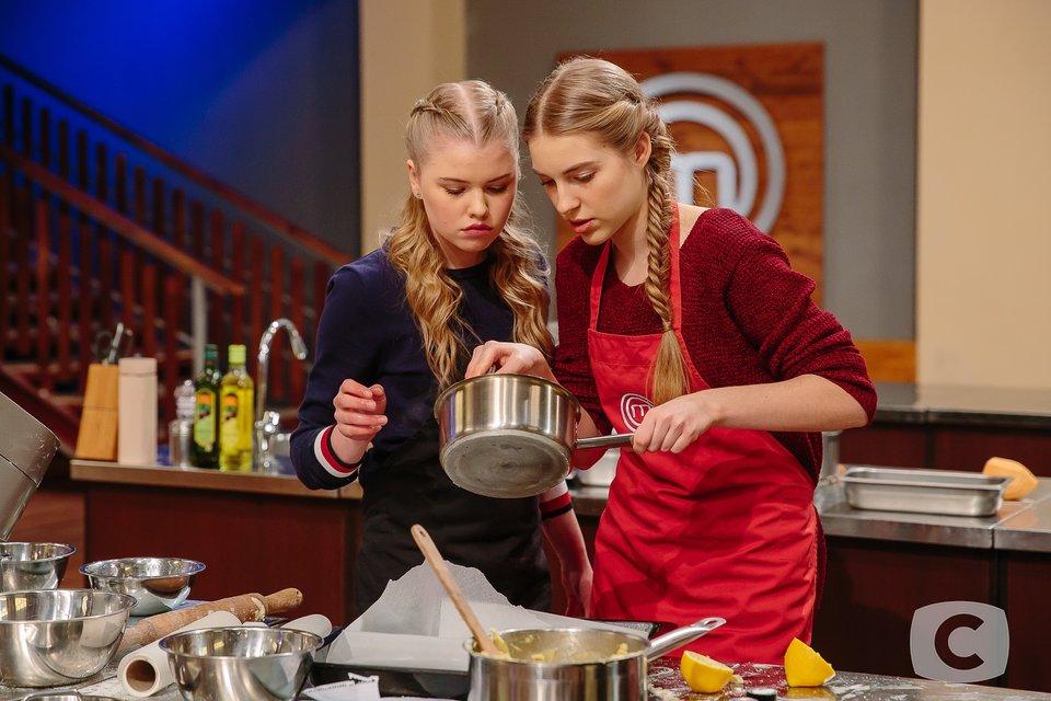 МастерШеф Подростки 11 выпуск: кулинарная монополия и встреча подростков с кумирами - фото 119009