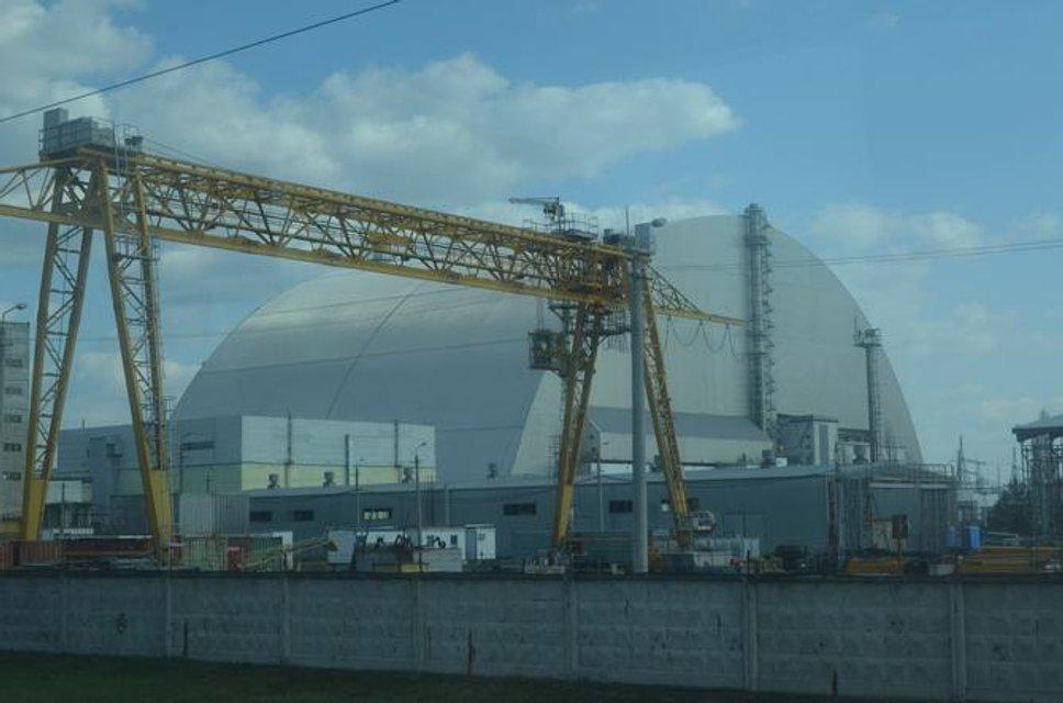 Зона отчуждения - куда не попадают сталкеры: Фоторепортаж из Чернобыля - фото 121217