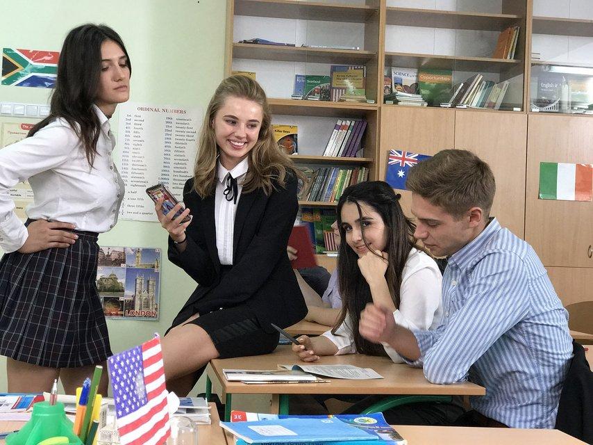 Актеры сериала 'Школа' проведут фан-встречи в разных городах Украины - фото 120326