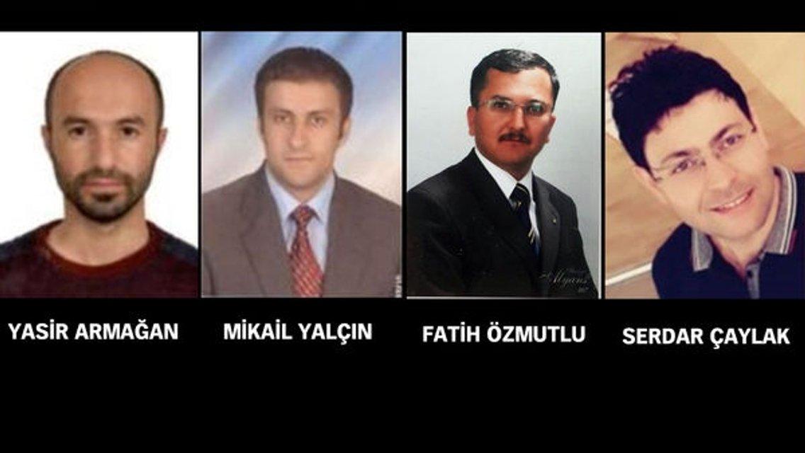 В одном из турецких университетов открыли стрельбу, погибли 4 человека - фото 117775