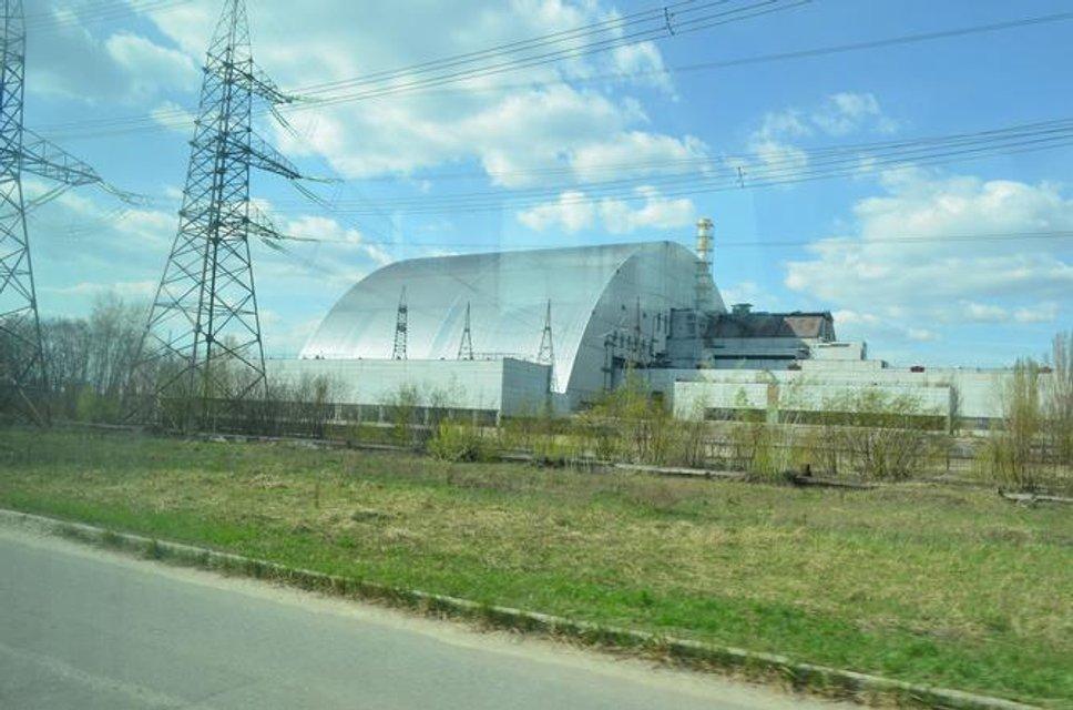 Зона отчуждения - куда не попадают сталкеры: Фоторепортаж из Чернобыля - фото 121212