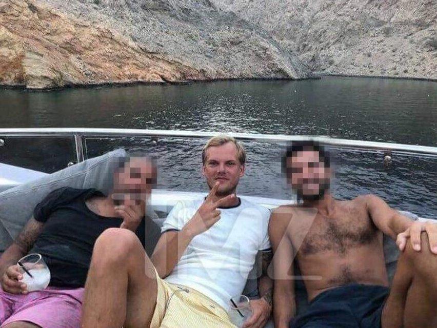 В сети показали последнее фото диджея Avicii - фото 121098