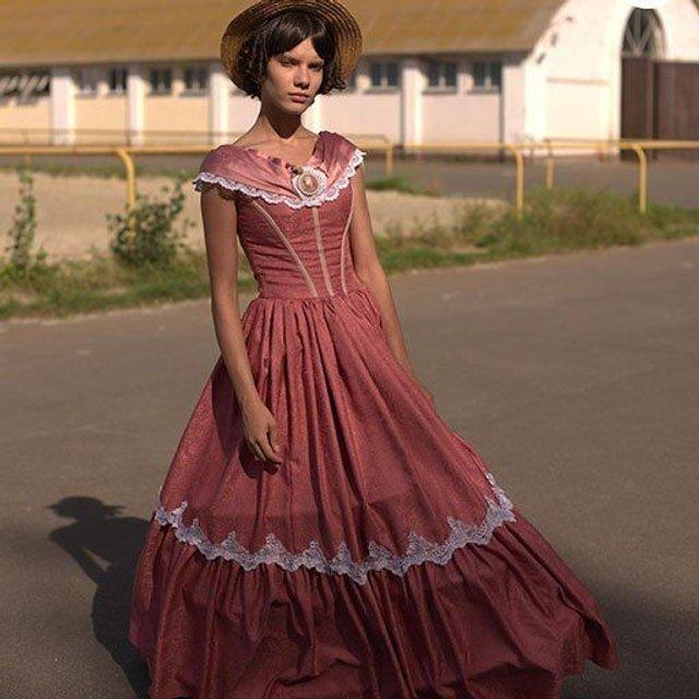 Від пацанки до панянки 3 сезон 7 выпуск: путешествие в Викторианскую эпоху - фото 117637