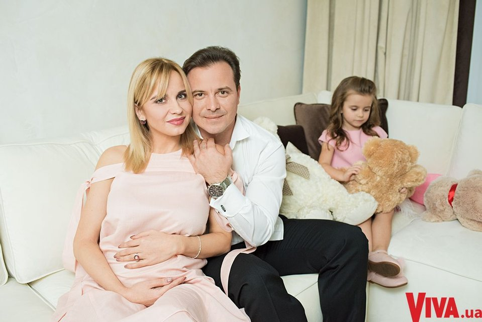 Лилия Ребрик родила вторую дочь - фото 122541