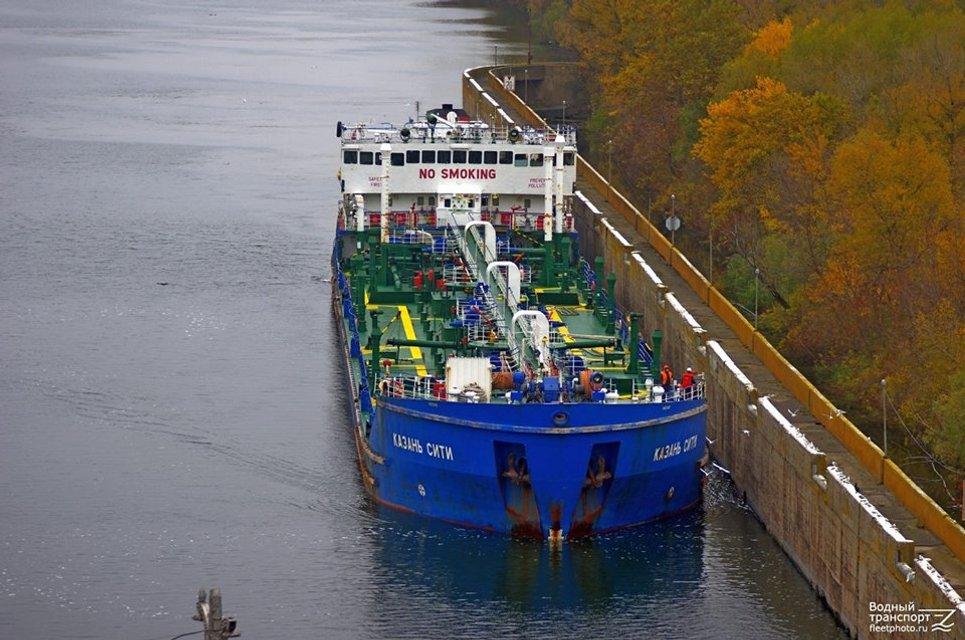 Блуждающий танкер: Как Россия может устроить крупную диверсию на Днепре - фото 117139