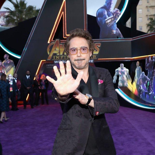 Мстители: Война бесконечности премьера в Голливуде прошла без Криса Эванса - фото 122214