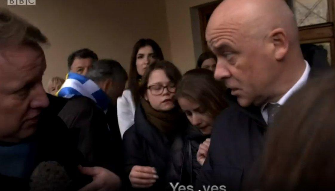 Банда против стандартов Би-би-си: Стоит ли волноваться мэру Одессы - фото 121984