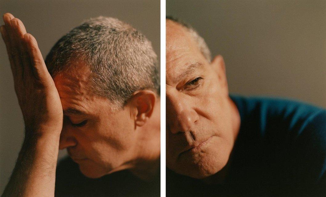Антонио Бандерас снялся в стильной фотосессии - фото 121439