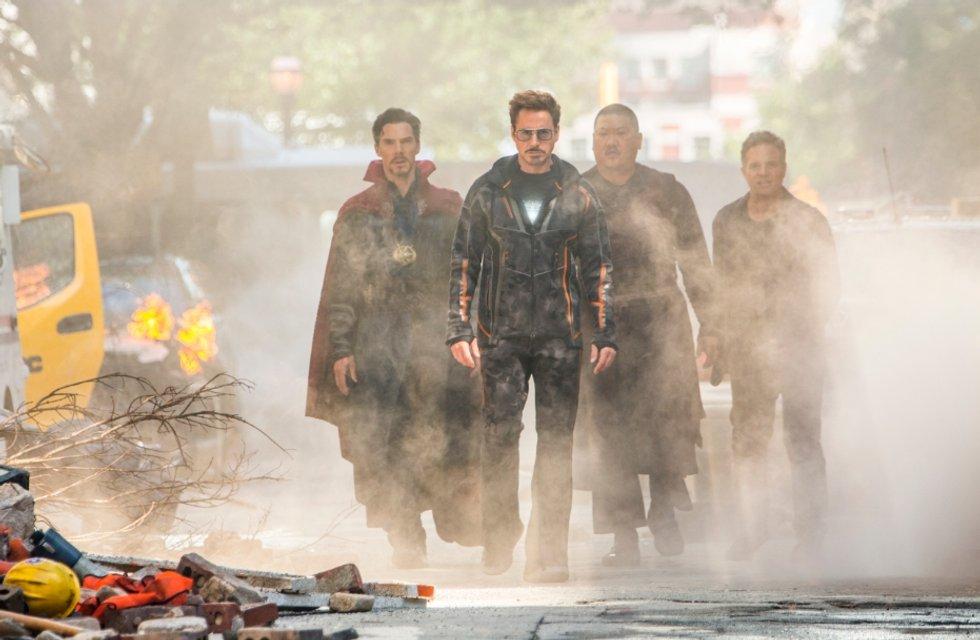 Мстители: Война бесконечности - впечатлить, шокировать и раздавить - фото 122058